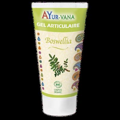 Gel articulaire au Boswellia - AYURVANA - Santé