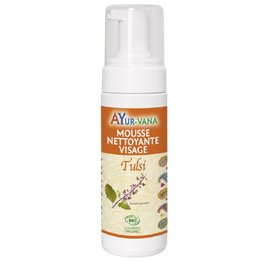 Cleansing foam with Tulsi - AYURVANA - Face