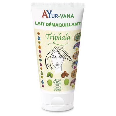 Lait démaquillant au Triphala - AYURVANA - Visage