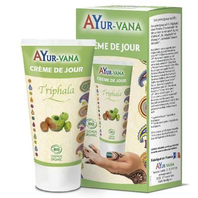 Crème de jour au Triphala - AYURVANA - Visage