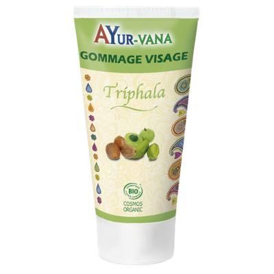 Gommage visage - Triphala - AYURVANA - Visage