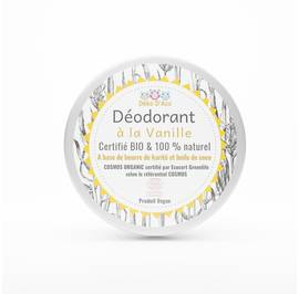 Déodorant À La Vanille - Déko D'Acc - Hygiène