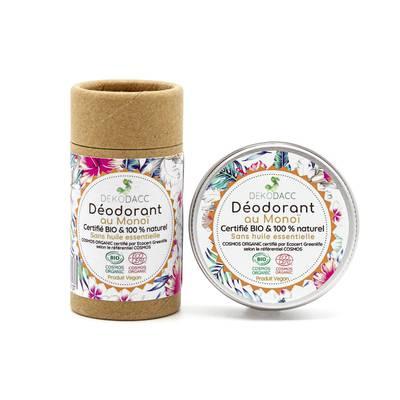 Déodorant au monoï - Déko D'Acc - Hygiène