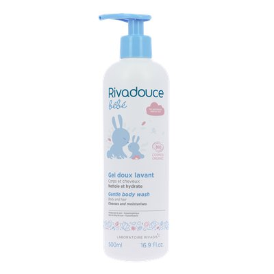 Cleansing gel - RIVADOUCE - Baby / Children