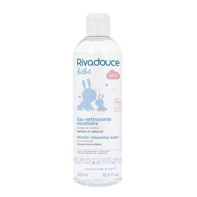 Eau nettoyante micellaire bébé - RIVADOUCE - Bébé / Enfants