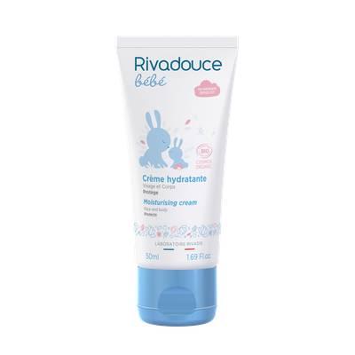 Crème hydratante bébé - RIVADOUCE - Bébé / Enfants