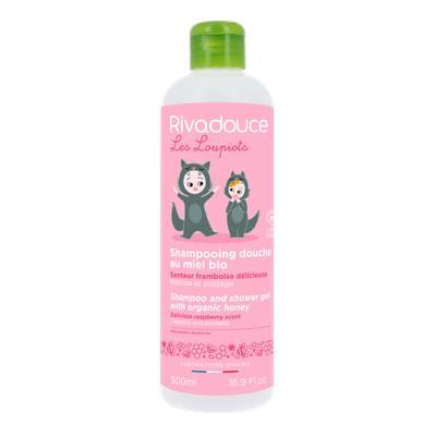 Shampooing douche miel senteur framboise - RIVADOUCE - Cheveux - Bébé / Enfants