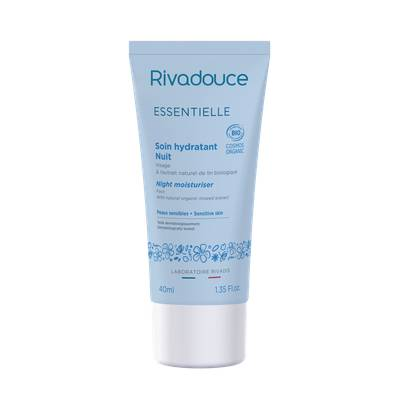 Soin hydratant nuit - RIVADOUCE - Visage