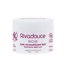 Restorative night care - RIVADOUCE - Face