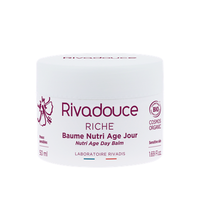 Baume nutri âge jour - RIVADOUCE - Visage