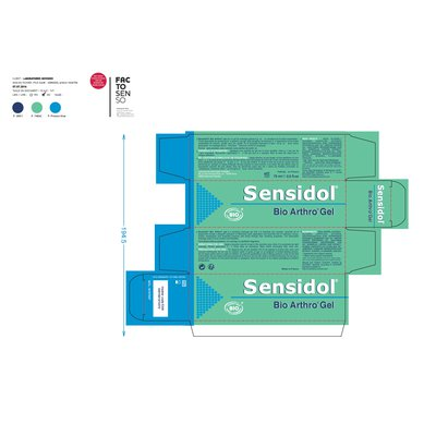 Gel Arthro - SENSIDOL - Santé - Corps