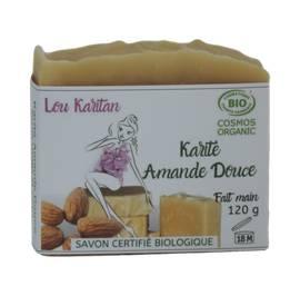 Savon Karité Amande Douce - Lou Karitan - Hygiène