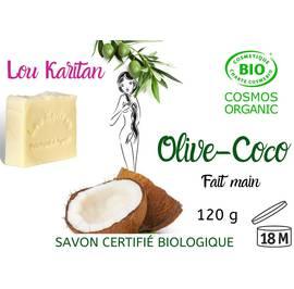 Savon Olive-Coco - Lou Karitan - Hygiène