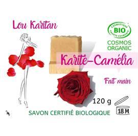 image produit Savon karité-camélia