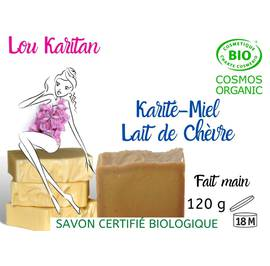 image produit Honey karite soap