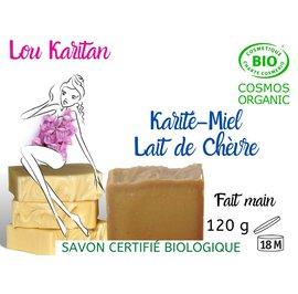 Honey karite soap - Lou Karitan - Hygiene