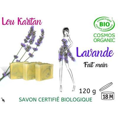 Savon Lavande - Lou Karitan - Hygiène