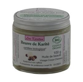 Beurre de Karité - Lou Karitan - Ingrédients diy - Cheveux - Corps - Visage - Bébé / Enfants