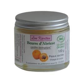 Beurre corporel d'Abricot - Lou Karitan - Visage - Corps