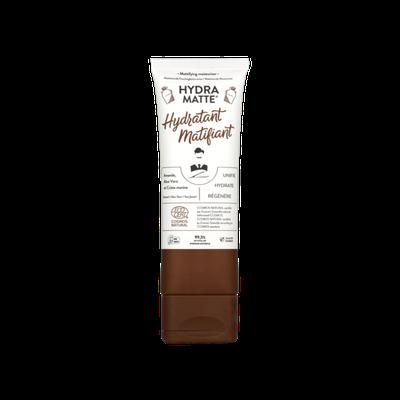Crème Hydratante Matifiante Visage - Monsieur BARBIER - Santé - Visage