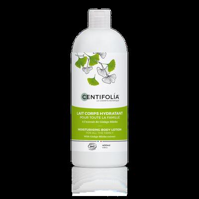 Lait corps hydratant Pour toute la famille - Centifolia - Corps