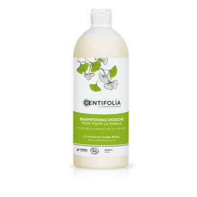 Shower Gel & Shampoo for all the family - Centifolia - Hygiene