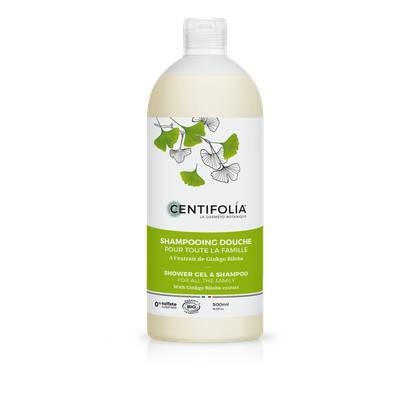 Shower Gel & Shampoo for all the family - Centifolia - Hygiene - Hair
