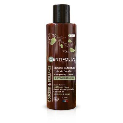 Shampoing Crème Cheveux Normaux - Centifolia - Cheveux