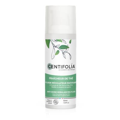 Anti-shine rebalancing lotion - Centifolia - Face