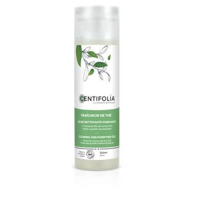 Gelée nettoyante purifiante FRAICHEUR DE THE - Centifolia - Visage