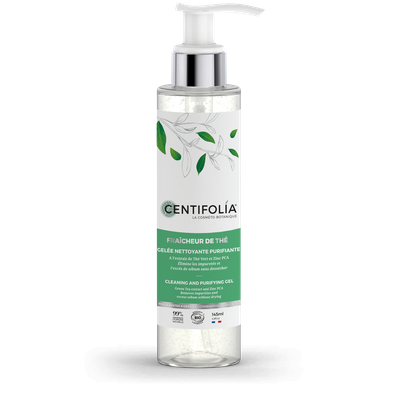 Cleaning and purifying gel - Centifolia - Face