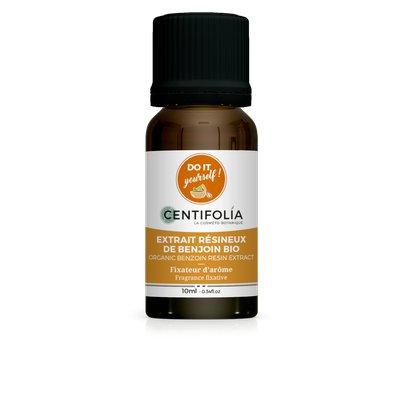 Extrait resineux de Benjoin Bio - Centifolia - Ingrédients diy