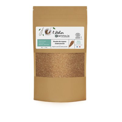 ORGANIC APRICOTS SEEDS POWDER - Centifolia - Diy ingredients