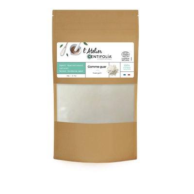 Gomme Guar - Centifolia - Ingrédients diy