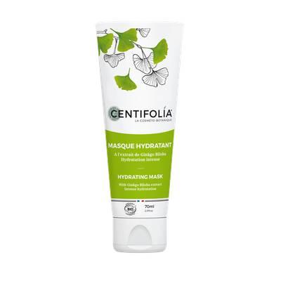 Masque hydratant - Centifolia - Visage