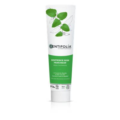 Fresh toothpaste - Centifolia - Hygiene