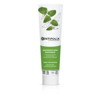 Dentifrice Soin Fraîcheur - Centifolia - Hygiène