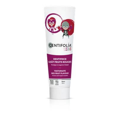 Dentifrice Fruits rouges Enfants - Centifolia - Hygiène