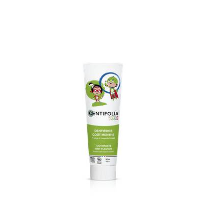 Dentifrice Menthe Enfants - Centifolia - Hygiène