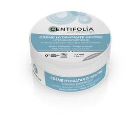 Neutral Moisturiser - Centifolia - Face - Body