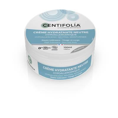 Crème hydratante neutre - Centifolia - Visage - Corps