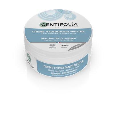 Crème hydratante neutre - Centifolia - Visage - Ingrédients diy
