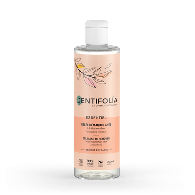 Gelée démaquillante ESSENTIEL - Centifolia - Visage