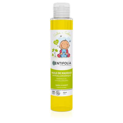Massage oil - Centifolia - Baby / Children