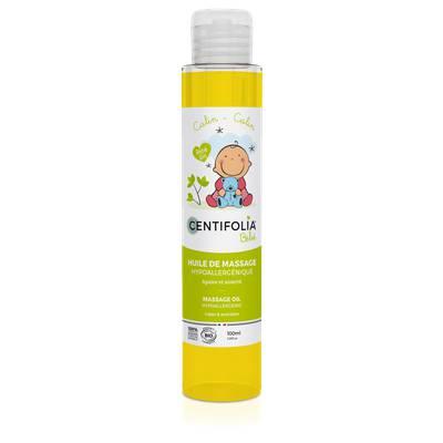 Massage oil - Centifolia - Baby / Children