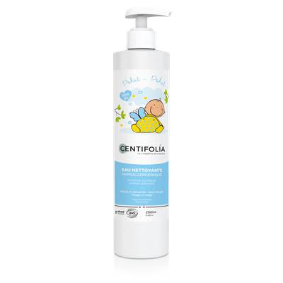 Cleaning water, without flushing - Centifolia - Baby / Children