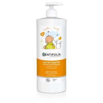 Lait de toilette bébé - Centifolia - Bébé / Enfants