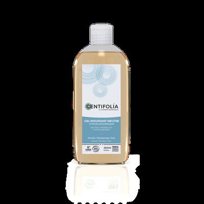 Gel moussant neutre corps et cheveux - Centifolia - Hygiène - Cheveux - Ingrédients diy