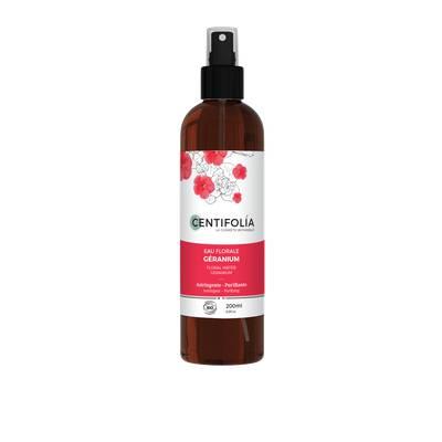 Eau florale de Géranium - Centifolia - Visage
