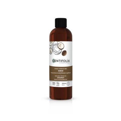 Huile de coco - Centifolia - Corps - Cheveux - Massage et détente